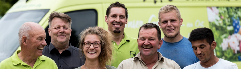 LHG Garten GmbH Team